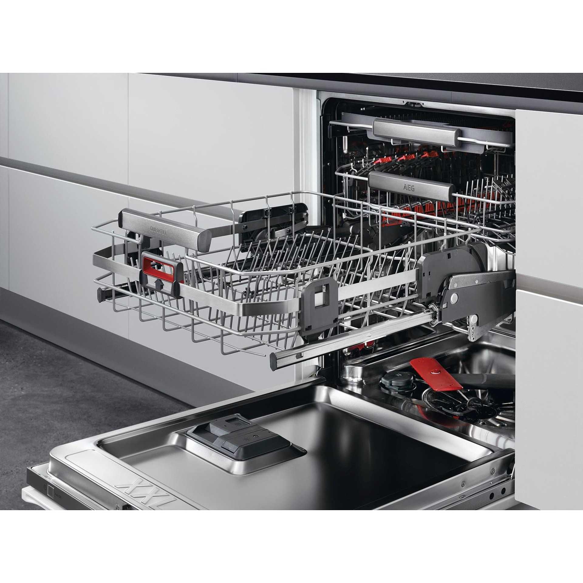 AEG FSE83810P lavastoviglie da incasso 13 coperti 8 ...