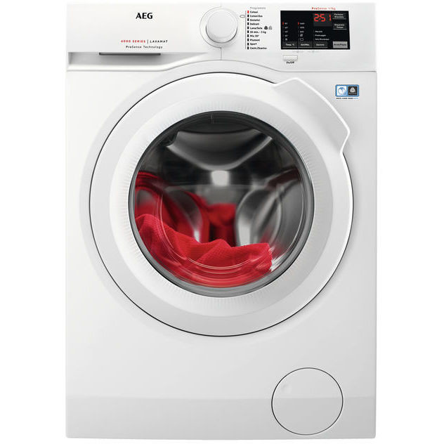 Aeg L6FBI741 lavatrice carica frontale 7 Kg 1400 giri classe A+++ colore bianco