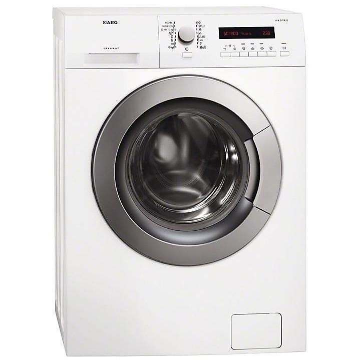 Aeg l71260sl lavatrice 48 cm carica frontale 6 kg 1200 for Lavasciuga 45 cm