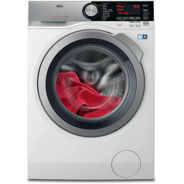 AEG L7FEC146 lavatrice carica frontale 10 Kg 1400 giri classe A+++ colore bianco