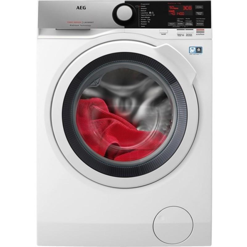 AEG L7FEE942 lavatrice carica frontale 9 Kg 1400 giri classe A+++ colore bianco