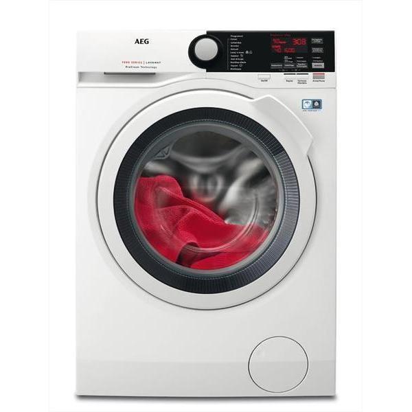 AEG L7WEE961 lavasciuga 9+6 Kg 1600 giri classe A colore bianco