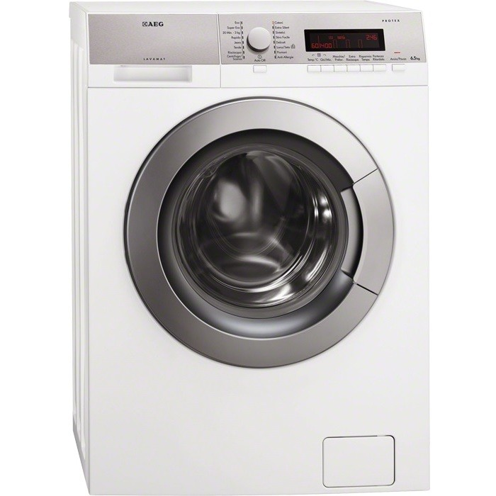 AEG L85470SL lavatrice 43 cm carica frontale 6,5 Kg 1400 giri classe A+++ colore bianco