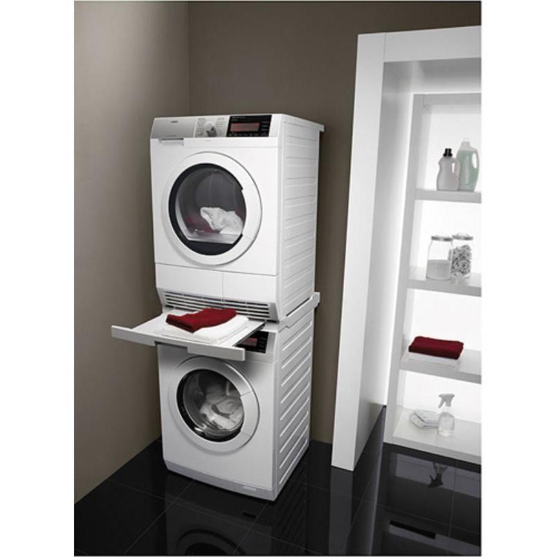 Aeg SKP11 elemento di congiunzione tra lavatrice e asciugatrice ...