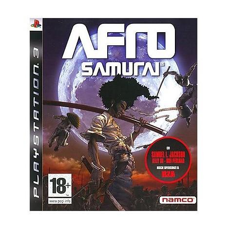 Afro Samurai Videogioco PS3