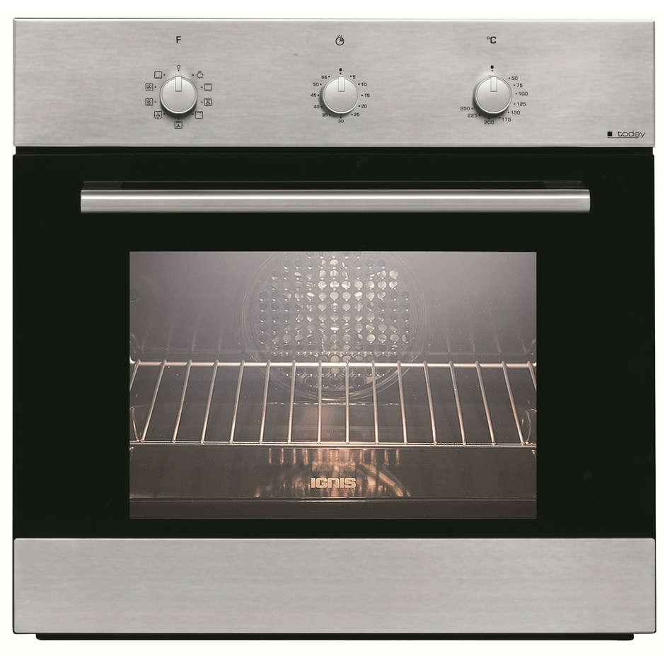 aks-186/ix ignis forno incasso inox