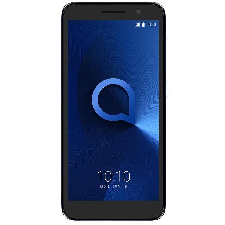 "Alcatel 1 Smartphone TIM 5"" SIM singola 4G Ram 1 GB Memoria 8 GB Android Oreo colore blu"