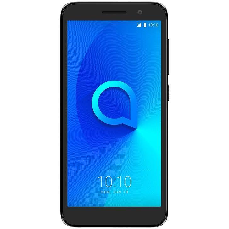 "Alcatel 1 Smartphone TIM 5"" SIM singola 4G Ram 1 GB Memoria 8 GB Android Oreo colore nero"
