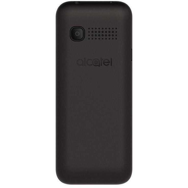 """Alcatel 1066 Tim Telefono cellulare Display 1.8"""" memoria 4 MB colore Nero"""