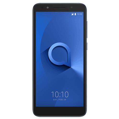 """Alcatel 1X Smartphone 5.3"""" Ram 2 GB Memoria 16 GB Fotocamera 13 MP Android Oreo Colore Nero"""