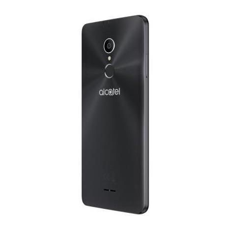 Alcatel 3c metallic smartphone black 6 3g