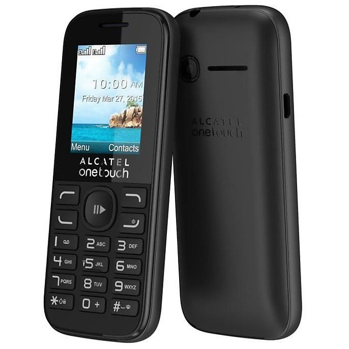 alcatel ot 10-52 black