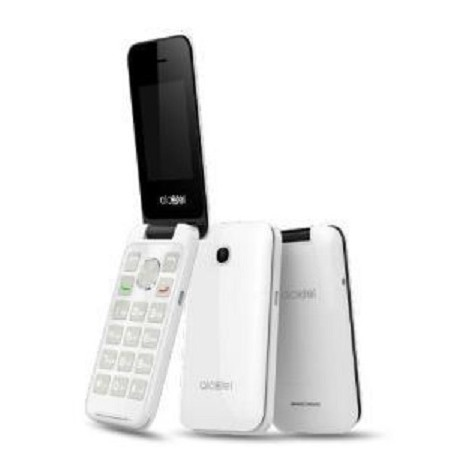Alcatel ot 20-51d pure white
