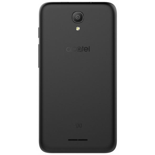Alcatel Pixi 4 (5) Volcano colore Nero Smartphone Dual sim