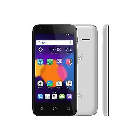 alcatel pixi3 4.5 3g white