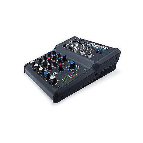 alesis multimix4usbfx mixer audio