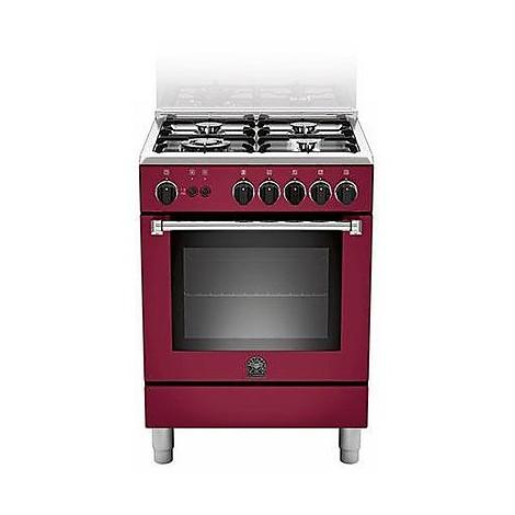 am-64c71cvi la germania cucina 60 cm 4 fuochi 1 forno a gas vino