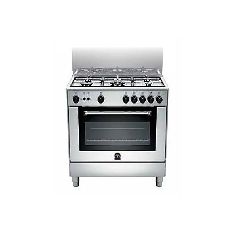 am-85c71cxt la germania cucina 80 cm 5 fuochi 1 forno a gas inox