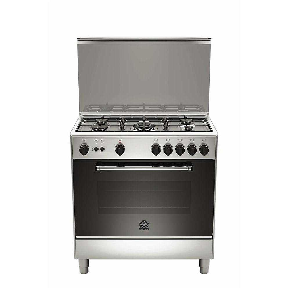am-85c71dx la germania cucina 80 cm 5 fuochi 1 forno a gas inox ...