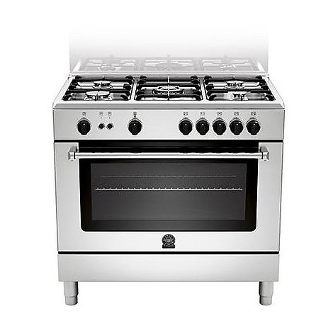 am-95c61cxt la germania cucina 90 cm 5 fuochi 1 forno elettrico ...