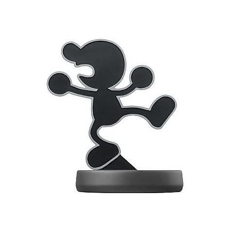 amiibo mr. game   watch