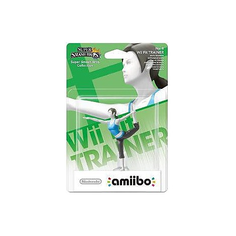 amiibo smash 8 fit trainer