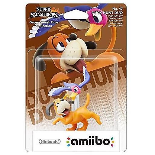 amiibo smash duo duck hunt