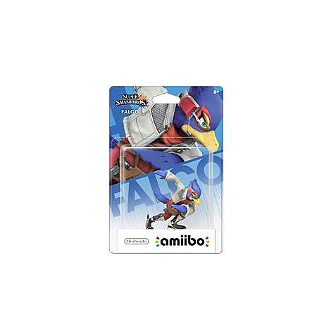 amiibo smash falco lomb