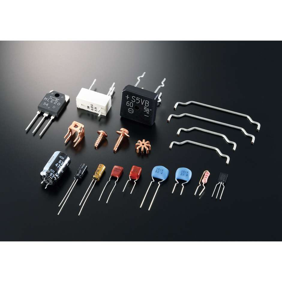 amplificatore a-s501 nero