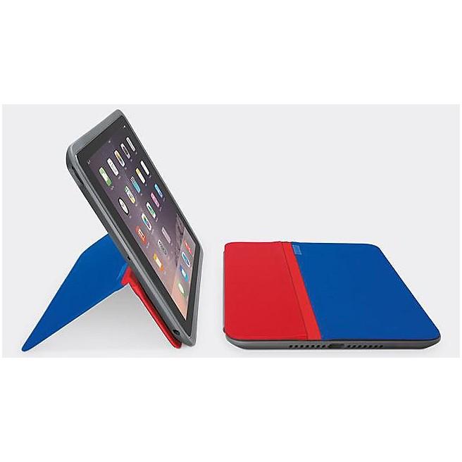 any angle ipad 6th (blue/red)