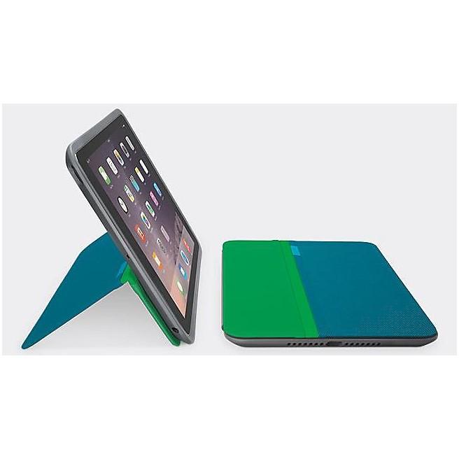any angle ipad mini (green/teal)