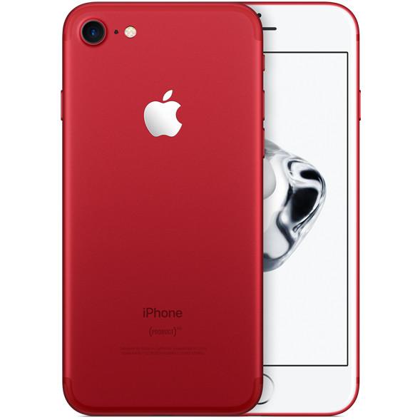 Apple iPhone 7 Special Edition colore Rosso Garanzia ITALIA