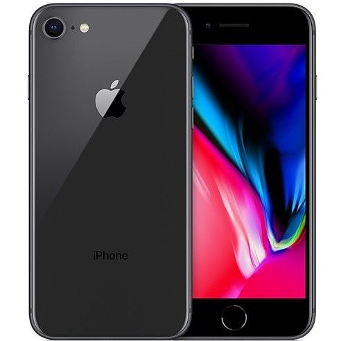 Apple Iphone 8 TIM Memoria 64GB Fotocamera 12 MegaPixel Display Retina HD 4.7 Pollici Space Grey