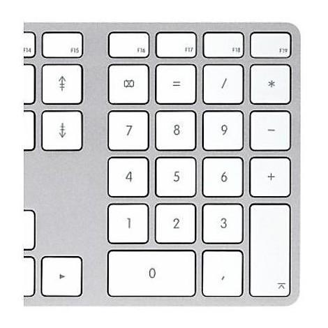 apple keyboard usa tast numerici