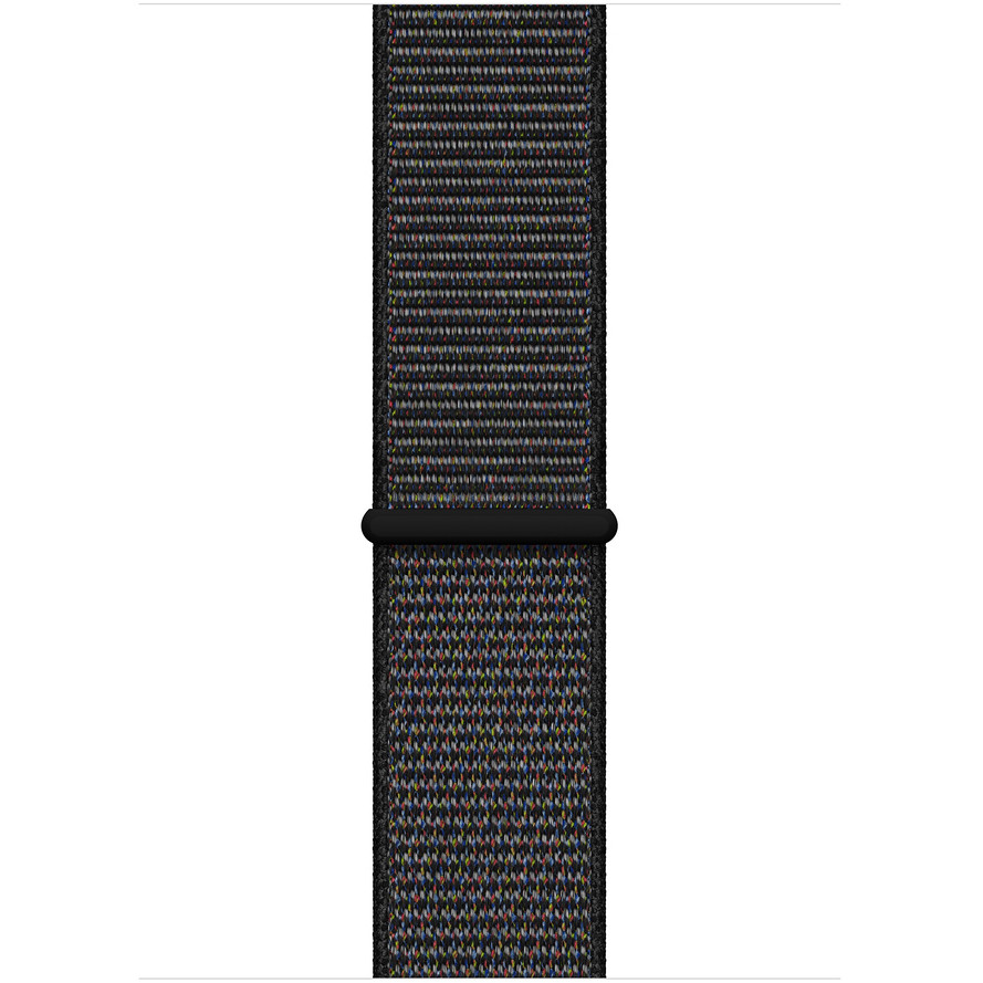 Apple MU6E2TY/A Smartwatch 44 mm Serie 4 GPS Capacità 16 GB Wifi colore Space Grey, Nero