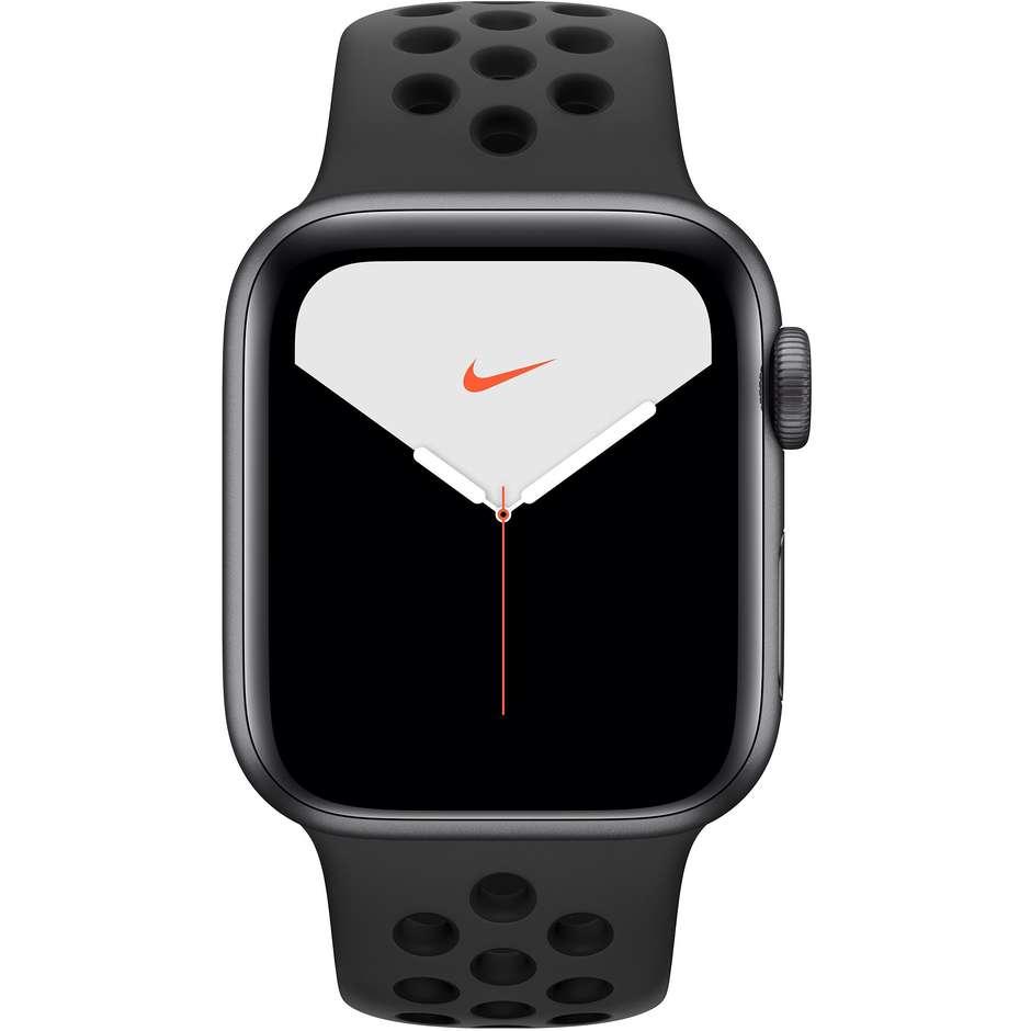 Apple MX3T2TY/A Watch Nike Series 5 Smartwatch 40 mm OLED GPS Wifi Bluetooth Space Grey