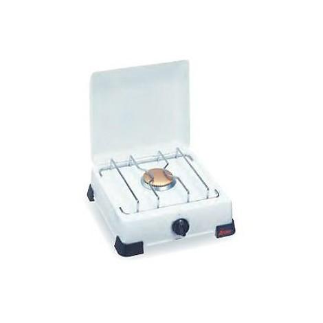 ar9s01fm ardes fornello 1 fuoco a gas metano acciaio zeus smaltato