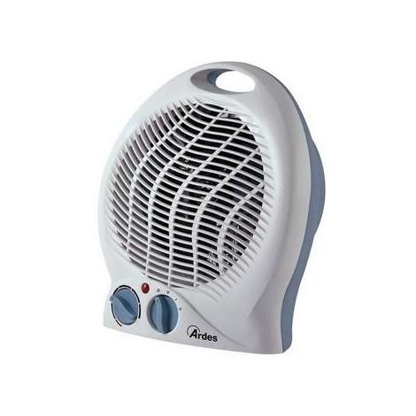 Ardes AR451C Termoventilatore 2 livelli di potenza 2000 W colore Bianco, Grigio