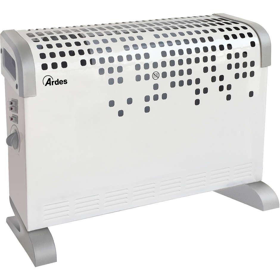 Ardes AR4C03 Turbine termoconvettore tubo ventilato potenza max 2000 Watt