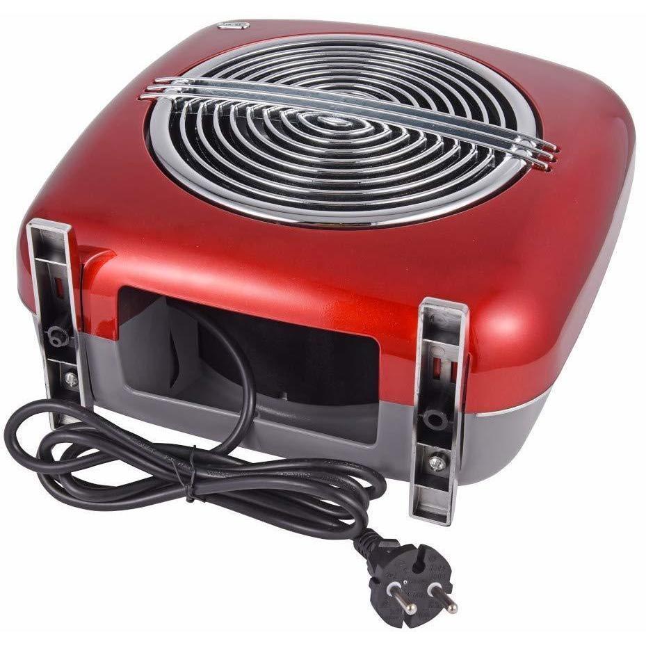 Ardes AR4F07R Rock Termoventilatore Potenza 2000 W 2 livelli colore Rosso