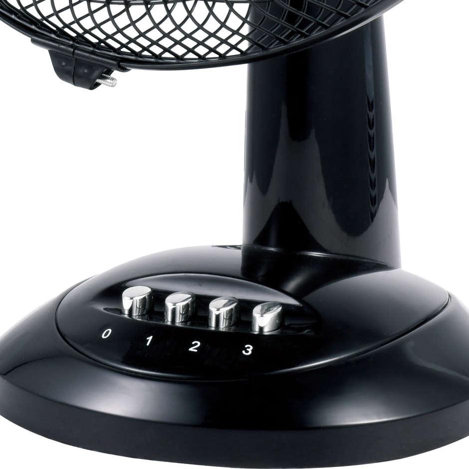 Ardes ar5s31 ventilatore da tavolo 30 cm 40w 5 pale 3 - Ventilatore da tavolo usb ...