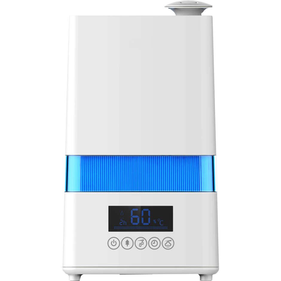 Ardes AR8U20 Nebulo Digital umidificatore ad ultrasuoni comandi touch colore bianco