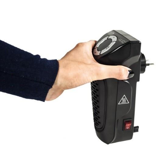 Argo Hugo termoventilatore ceramico portatile da presa
