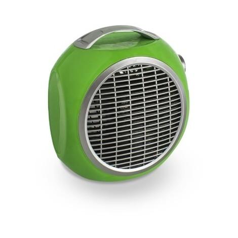 Argo Pop Green Termoventilatore 2 modalità di riscaldamento 2000 W colore Verde,Silver