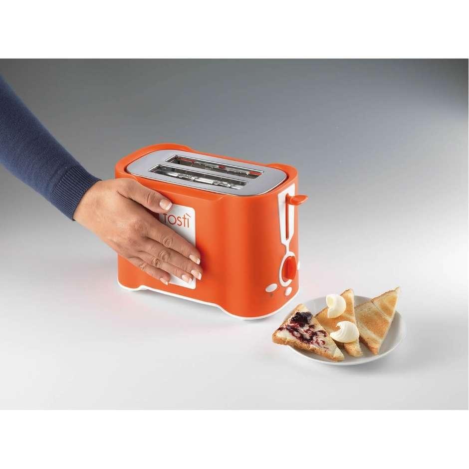 Ariete 124/11 Tostì tostapane potenza 500 Watt colore arancione
