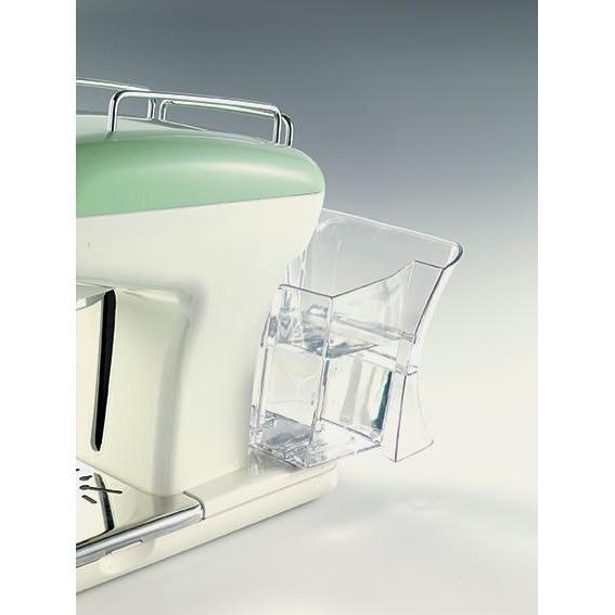 Ariete 1389 Vintage macchina del caffè polvere e cialde 900 Watt colore verde