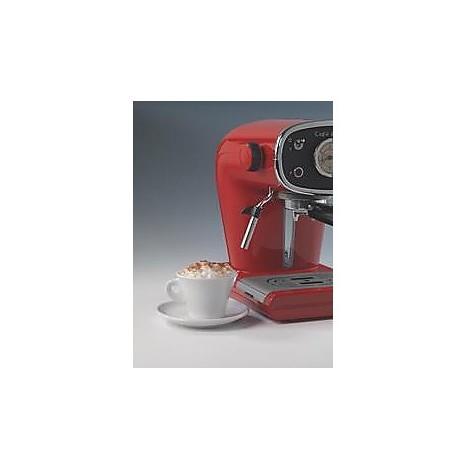 ariete macchina da caffè retro red