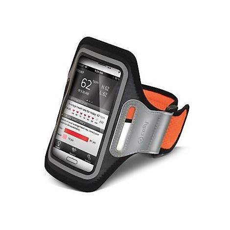 armband case size orange fluo