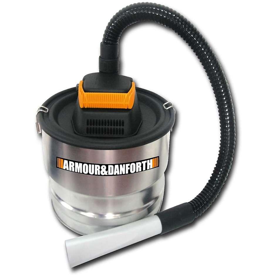 Armour Cervino AD5123 Aspiracenere capacità 18 litri 800 W