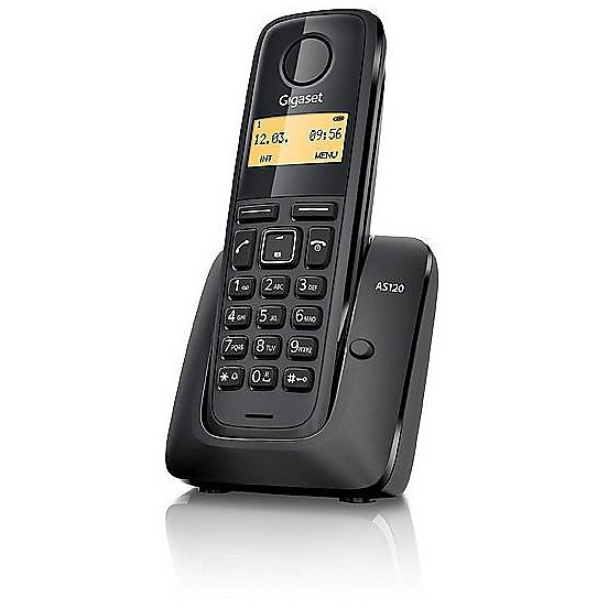 as-120 black cordless siemens
